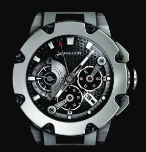 Montre Rebellion Predator2