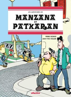 Couv Manzana et Patxaran