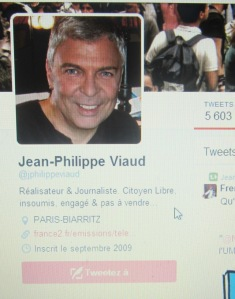 Viaud page une