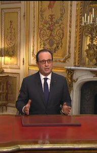 Voeux Hollande