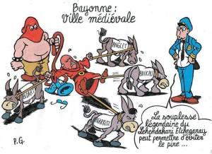 La Marquise et Che Garay