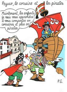 Peyico le Pirate