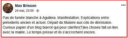Max Brisson facebook